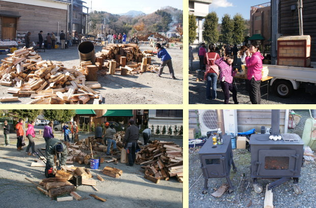 2012年 木質バイオマスイベント