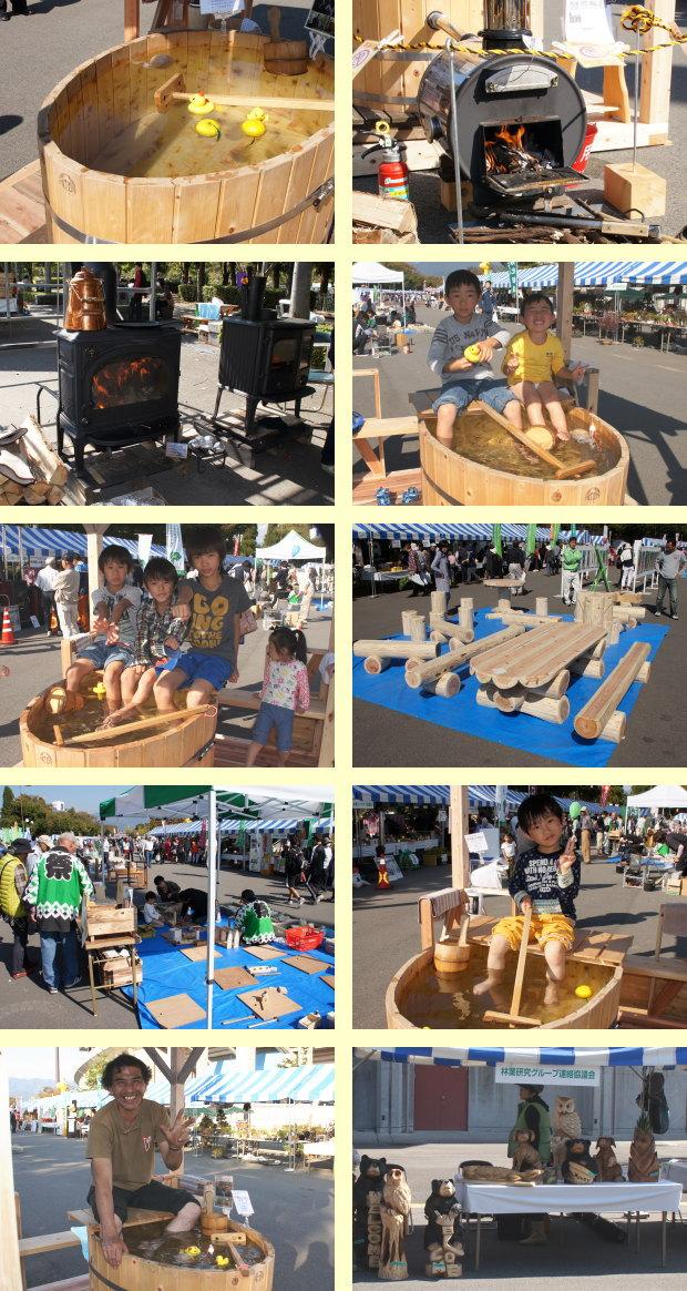 2014年 森林のフェスティバル