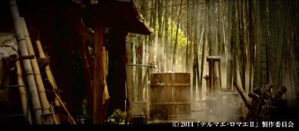テルマエ・ロマエ�に登場した檜風呂・桶風呂・木風呂